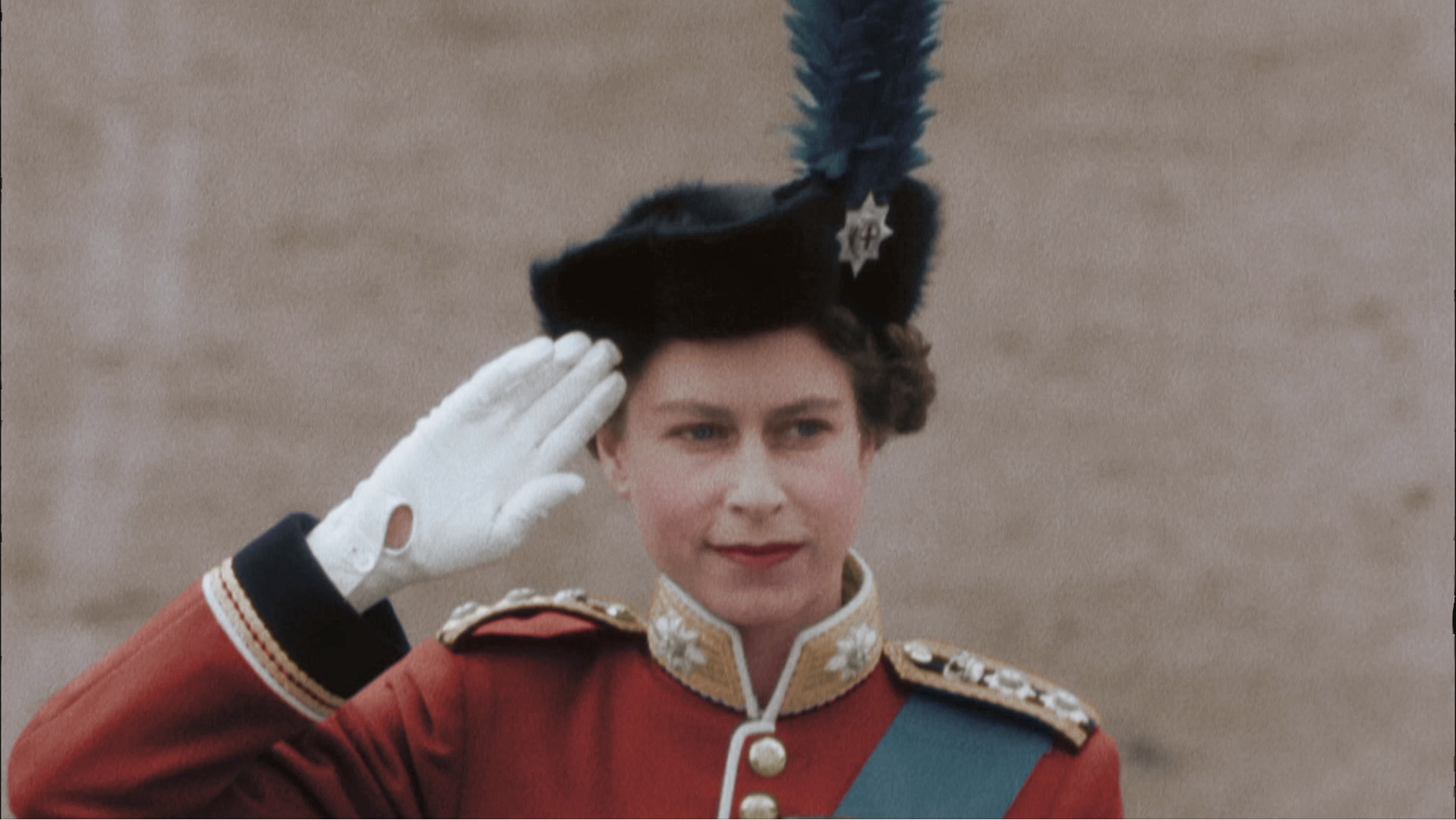 Elizabeth II: a Queen's Revolution