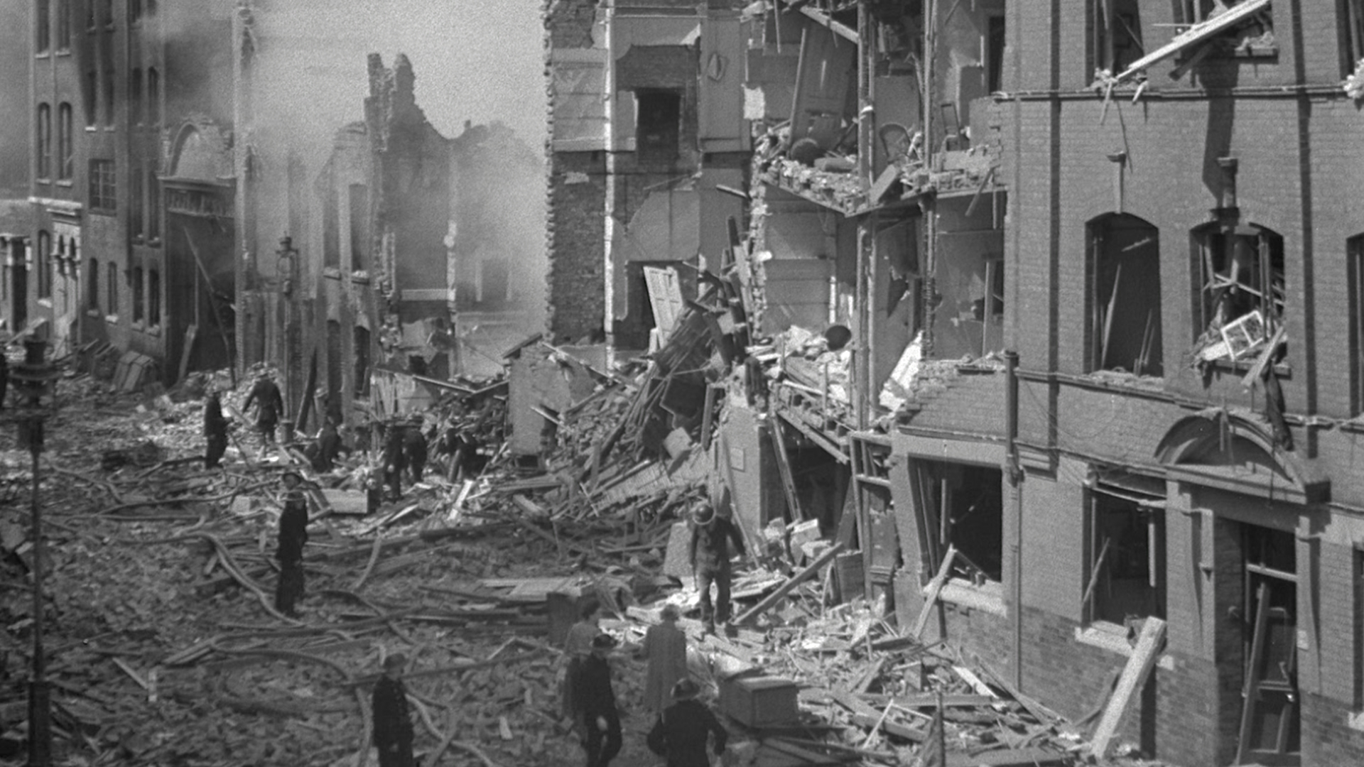 Bombing War, From Guernica to Hiroshima